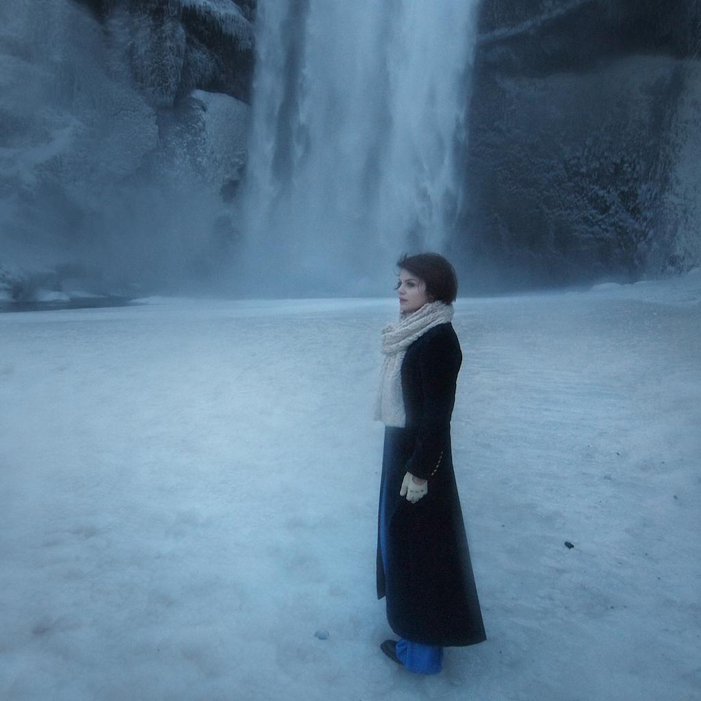 Ada Szulc i DJ Adamus na Islandii